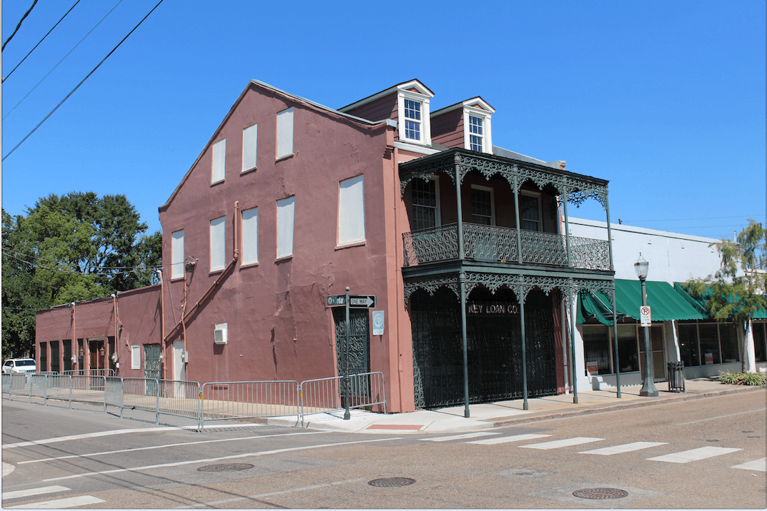 Preservationists at odds with developer over historic downtown building