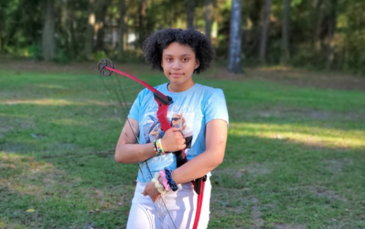 Clark-Shaw student named among top Academic Archers in U.S.