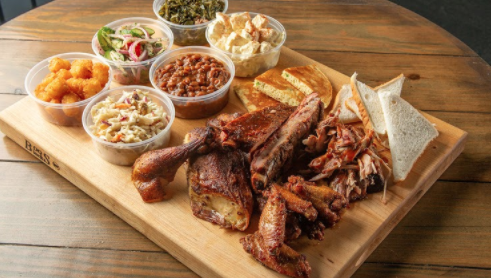 Pop-up barbecue joint gives us reason to celebrate