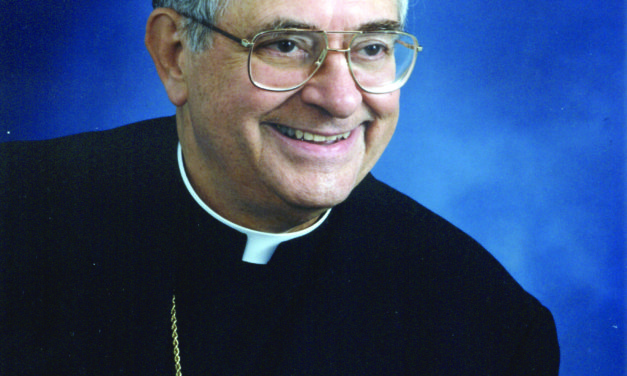 Archbishop Emeritus Oscar H. Lipscomb dies at 88