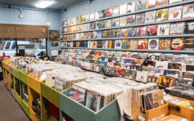 Local record stores find ways to keep the music playing