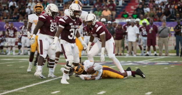 Hard work pays off in pulling together HBCU game